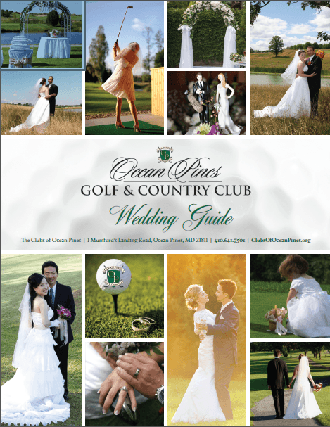 wedding guide cover